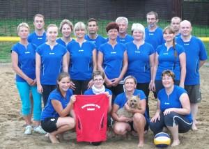 FSV95 Volleyball 2013 Mannschaft
